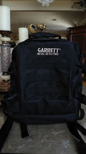 New Garrett metal detector backpack for Sale in Palmdale, CA