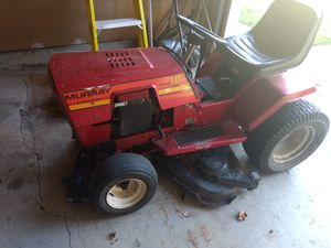 Murray 18hp tractor mower for Sale in Troy, MI