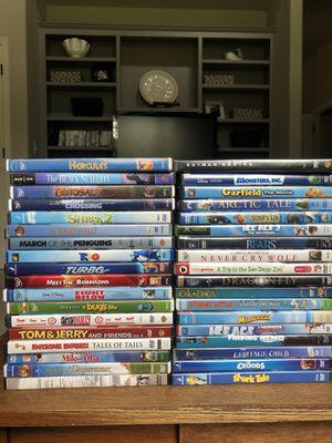 36 kids DVD's for Sale in Renton, WA