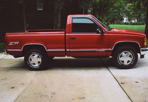 Awesome1998 GMC SIERRA Non-SmokerAWDWheels_V8 for Sale in Frisco, TX