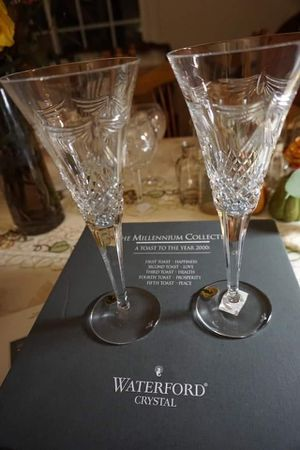 Waterford Crystal for Sale in Irvine, CA