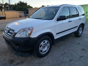 2006 honda crv lx for Sale in Tampa, FL