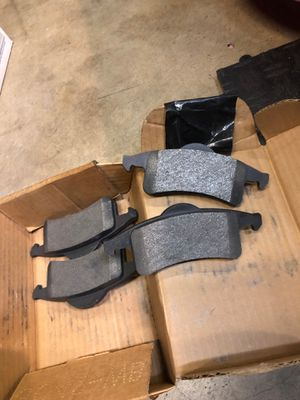 New OEM rear brake pad kit. Fits 1999 - 2004 Jeep Grand Cherokee models. Mopar part number is V2013970AB for Sale in Anaheim, CA