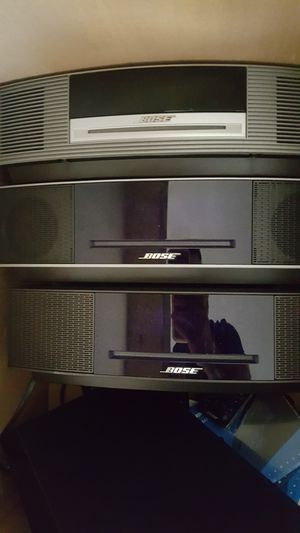Bose music system IV with remote and power cable. for Sale in Fremont, CA