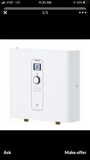 Brand New (in box) Steibel Tankless Water Heater for Sale in Dallas, TX