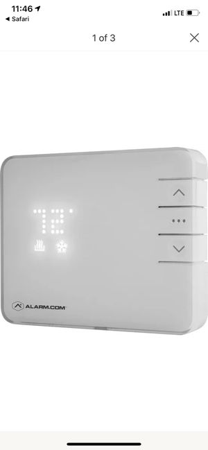 2 {url removed} Smart z-Wave Thermostat for Sale in Goldsboro, NC