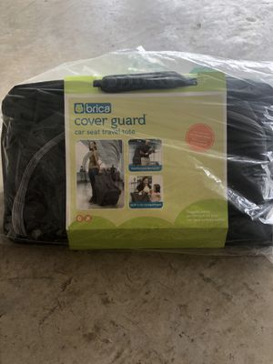 Brica Cover Guard Car Seat Travel for Sale in McKinney, TX