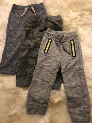 BabyGap joggers toddler size 3t for Sale in Bakersfield, CA