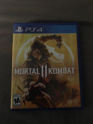 Mortal Kombat 11 for Sale in San Bernardino, CA