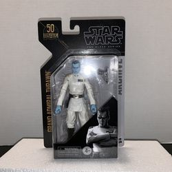 Star Wars Black Series Grand Admiral Thrawn Archive MINT NEW IN BOX for Sale in Hollywood,  FL