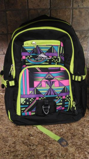 High Sierra computer backpack for Sale in Victoria, TX