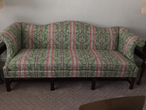 Queen Ann sofa and matching loveseat for Sale in Durham, NC