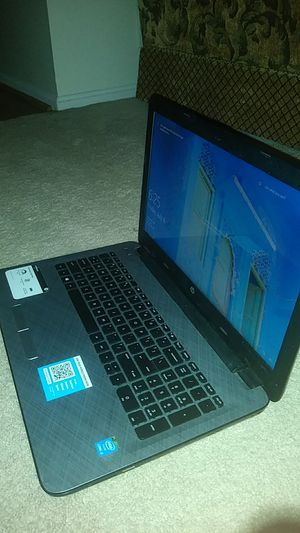 HP Notebook with Touchscreen for Sale in Hillcrest Heights, MD