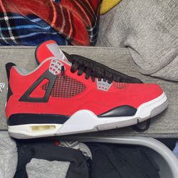 Jordans Red Black Grey And White for Sale in Peoria,  IL