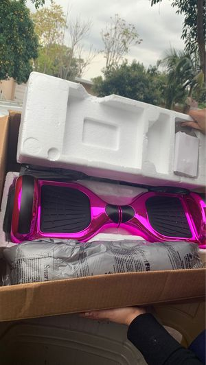 Metallic Pink Hooverboard for Sale in Paramount, CA