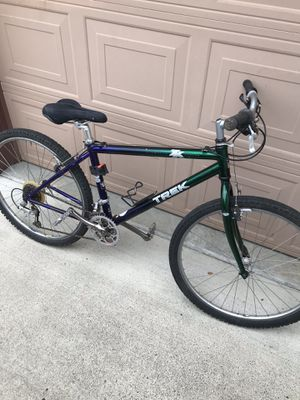Trek Mountain bike in good shape for Sale in Portland, OR