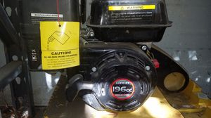 196 cc gas moter side shaft brand new for Sale in Whittier, CA