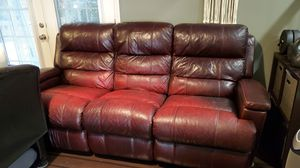 FREE Leather Couch for Sale in Garner, NC