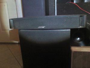 Bose center channel speaker for Sale in Apache Junction, AZ