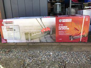Hydraulic Log Splitter for Sale in Portland, OR