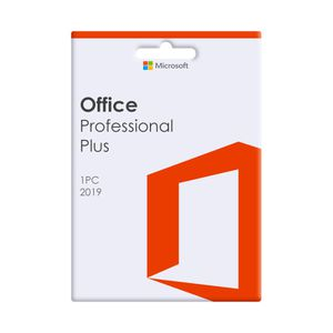 Microsoft Office Professional 2019 for 1 Windows PC for Sale in New Orleans, LA