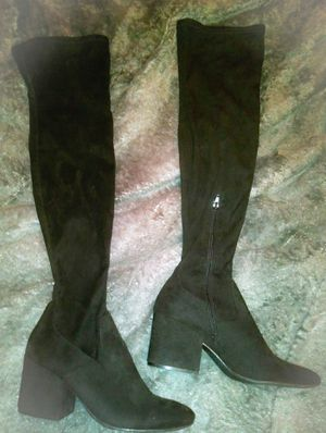 Thigh high boots size 11 25$ for Sale in Henderson, NV