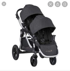 Baby jogger city select double for Sale in Puyallup, WA