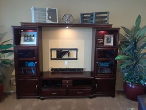 Entertainment center and wall unit for Sale in Goodyear, AZ