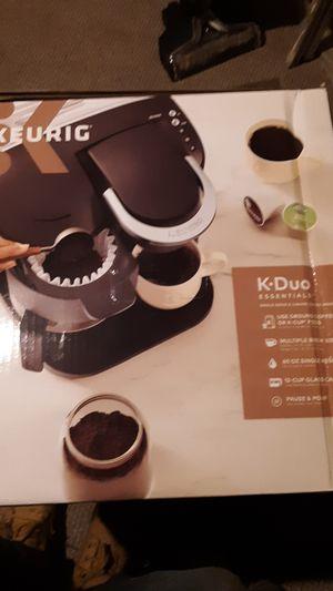 Keurig K duo single serve coffee maker for Sale in Stanwood, WA