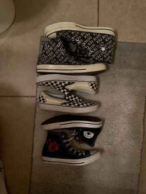 Converse and Vans for Sale in Lutz, FL