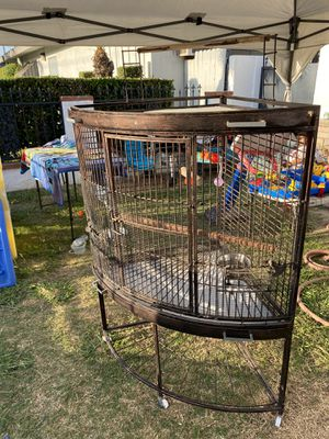 corner parrot cage for Sale in South El Monte, CA