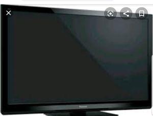 Panasonic TV flat screen 50 inch for Sale in Miami, FL