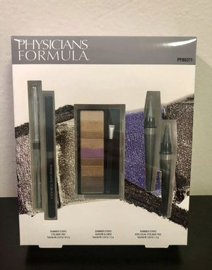 New Physicians Formula Shimmer Strips Eyeshadow Eyeliner Trio for Sale in Brooklyn, NY
