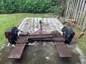 Car carrier trailer for Sale in North Miami Beach, FL