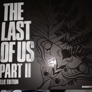 Last Of Us 2 Ellie Edition PS4/PS5 (Not A Console) for Sale in Fairfax, VA