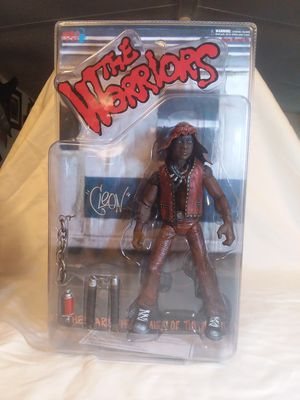 """The Warriors """"Cleon"""" action figure for Sale in Lake Wales, FL"""