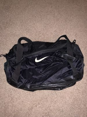 Nike Gym Travel Black Small Duffle Bag for Sale in Palos Hills, IL