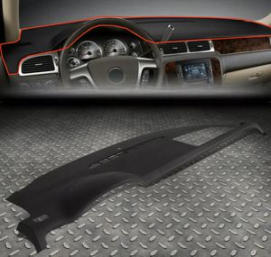 Dash Cover Dashboard Cap Black For 07-14 Tahoe Avalanche Suburban Yukon High-strength adhesive included for Sale in Paramount, CA