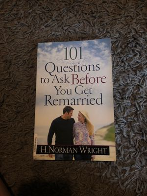 101 questions to ask before you get married book for Sale in Lexington, KY