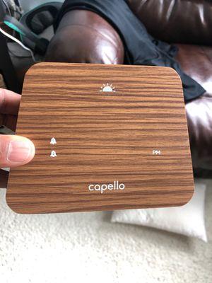Capello alarm clock for Sale in Rancho Cucamonga, CA