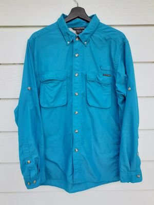 Exofficio L Fishing Hiking Shirt for Sale in Federal Way, WA