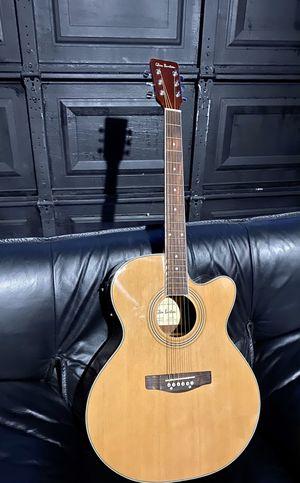 Glen Burton jumbo acoustic electric cutaway guitar 🎸 for Sale in Norwalk, CA