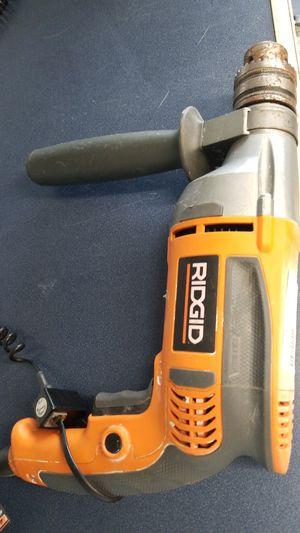 Ridgid Hammer Drill for Sale in Houston, TX