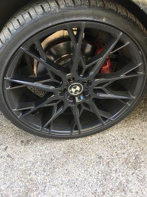 22 inch BMW Rims for Sale in Oak Park, IL