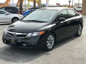 2008 Honda Civic Sdn for Sale in Las Vegas, NV