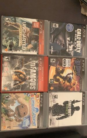 Ps3 games for Sale in Silver Spring, MD