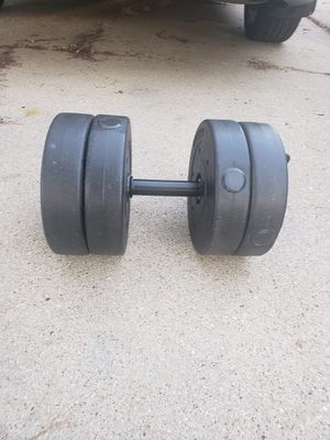 Dumbell weights for Sale in Round Lake Heights, IL