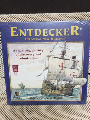 ENTDECKER Board Game for Sale in Chicago, IL