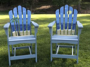 Bar Height Beach Chairs for Sale in Timberlake, OH