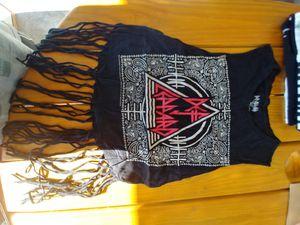 Juniors def leapard t-shirt for Sale in Las Vegas, NV